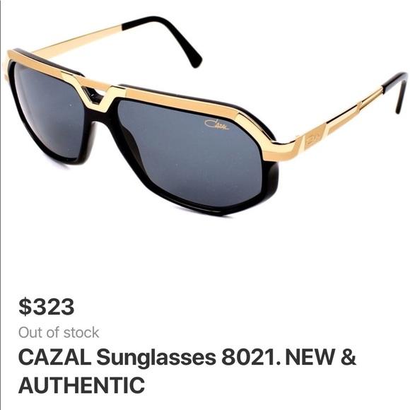 33c0393918c Cazal Other - 100% Authentic CÁZAL MOD8021 Sunglasses